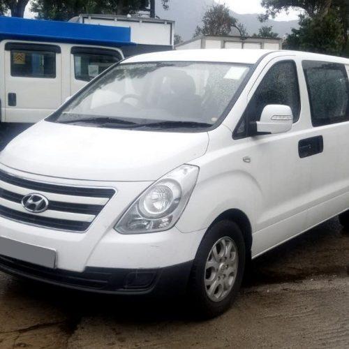 2012 Hyundai H1 貨Van